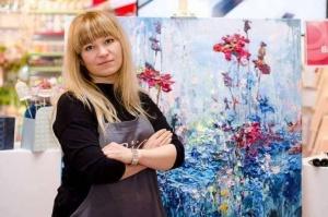 Імпресіонізм в квітах Тетяни Василенко