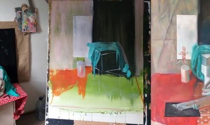 Філософія та колір у натюрмортах Тентяни Чепрасової