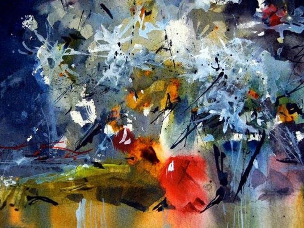 Пленери живопису Богдана Бурака 42