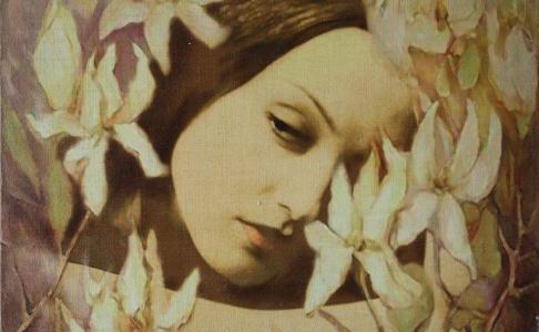 Портрет жінки. Олійний живопис